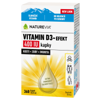 SWISS NATUREVIA Vitamin D3-Efekt 400 IU 10,8 ml