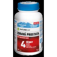 NATUREVIA Zdravá prostata 60 kapslí