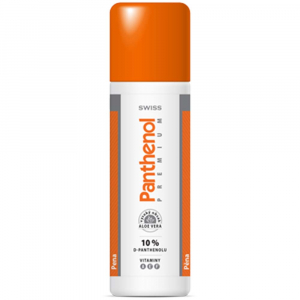 SWISS Panthenol Premium 10 % Pěna 125 ml + 25 ml ZDARMA