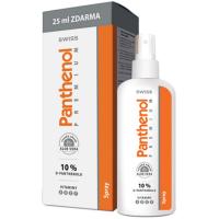 SWISS Panthenol Premium 10% Sprej 150 ml + 25 ml ZDARMA