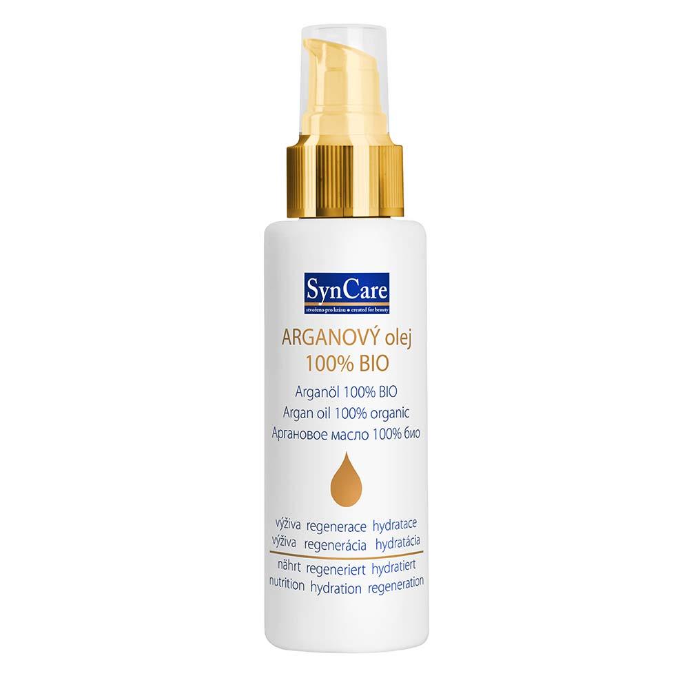 SYNCARE Arganový olej 100% BIO 100 ml