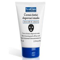 SYNCARE Černá čisticí slupovací maska 75 ml