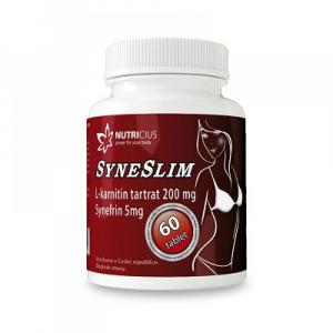 NUTRICIUS Syneslim Synefrin + karnitin 60 tablet