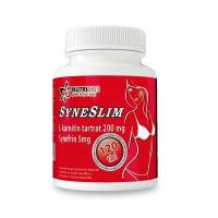 NUTRICIUS Syneslim Synefrin + karnitin 120 tablet