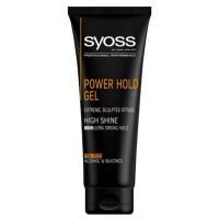 SYOSS Men Power Hold Extreme Gel na vlasy 250 ml