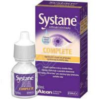 SYSTANE Complete zvlhčující oční kapky 10 ml