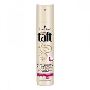 TAFT Lak na vlasy Complete Ultra silně tužící 250 ml