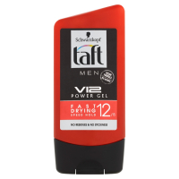 TAFT Men V12 Power Gel na vlasy 150 ml