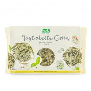 BYODO Tagliatelle zelené špenátové BIO 250 g