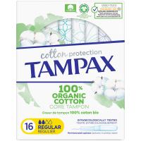 TAMPAX Cotton Tampony Normal 16 ks