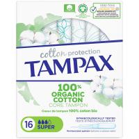 TAMPAX Cotton Tampony Super 16 ks
