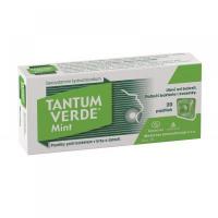 TANTUM VERDE ORM Mint pastilky 20x 3 mg