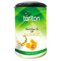 TARLTON Green Jack Fruit zelený čaj v dóze 100 g