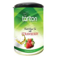 TARLTON Green Strawberry zelený čaj 100 g