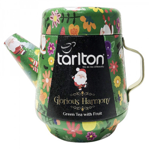 TARLTON Tea Pot Glorious Harmony Green Tea zelený čaj plech 100 g