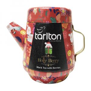 TARLTON Tea Pot Holly Berry černý sypaný čaj 100 g