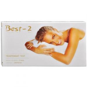 Těhotenský test Best - 2 testy