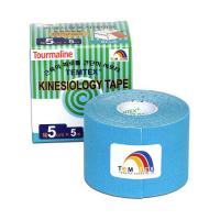 TEMTEX Tejpovací páska Tourmaline modrá 5cmx5m
