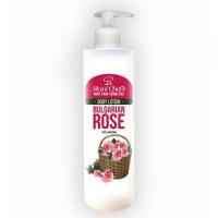 STANI CHEF'S Tělové mléko Bulharská Růže 250 ml