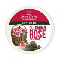 STANI CHEF'S Tělový peeling Bulharská růže 250 ml