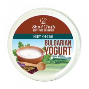 STANI CHEF'S Tělový peeling Bulharský jogurt 250 ml
