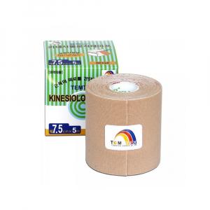 TEMTEX Kinesio tape Classic béžová tejpovací páska 7,5cm x 5m 1 kus