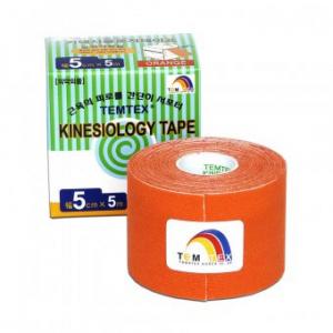 TEMTEX Tejpovací páska oranžová 5cmx5m
