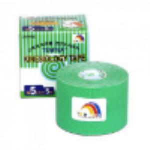 TEMTEX Tejpovací páska Tourmaline zelená 5cm x 5m
