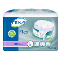 TENA Flex maxi natahovací kalhotky 8 kapek vel. L 22 ks