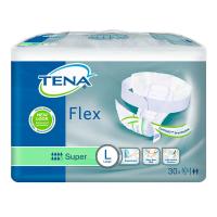 TENA Flex super plenkové kalhotky 7 kapek vel. L 30 ks