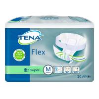 TENA Flex super plenkové kalhotky 7 kapek vel. M 30 ks