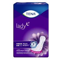 TENA Lady maxi night inkontinenční vložky 12 kusů 760985