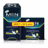 TENA Men level 2 inkontinenční vložky 4 kapky 30 kusů