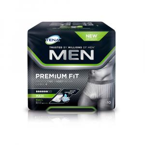 TENA Men level 4 ochranné spodní prádlo 6 kapek vel. L 10 ks