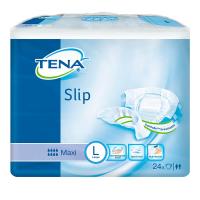 TENA Slip maxi plenkové kalhotky 8 kapek vel. L 24 ks
