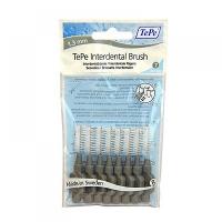 TEPE Mezizubní kartáčky šedé 1,3 mm 8 ks