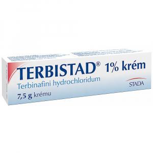 TERBISTAD  Krém 1%  7,5 g