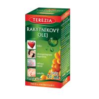 TEREZIA 100% Rakytníkový olej kapky 10 ml