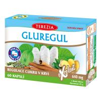 TEREZIA Gluregul pro regulaci cukru v krvi 60 kapslí