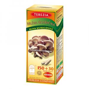 TEREZIA Hlíva ústřičná 150+30 kapslí ZDARMA