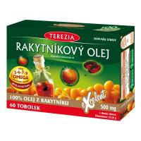 TEREZIA Rakytníkový olej 100 % 60 tobolek