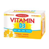 TEREZIA Vitamin D3 1000 IU 90 tobolek
