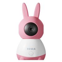 Tesla Smart Camera 360 Baby Pink