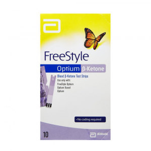 FREESTYLE Optium ß-ketone 10 kusů