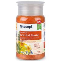 TETESEPT Koupelová sůl Svaly a klouby 600 g