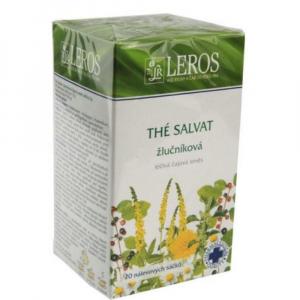 LEROS Thé salvat žlučníková léčivá čajová směs 20x 1 g