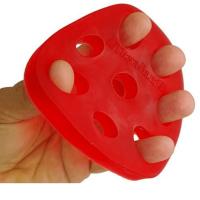 THERA-BAND posilovač prstů a dlaně měkký - červený