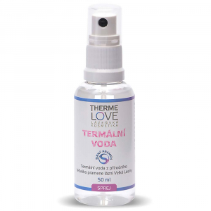 THERMELOVE Termální voda 50 ml