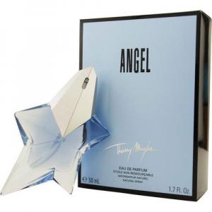THIERRY MUGLER Angel Parfémovaná voda pro ženy 50 ml naplnitelná