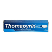 THOMAPYRIN 20 tablet